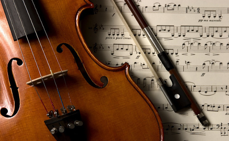 Suzuki Violin Class