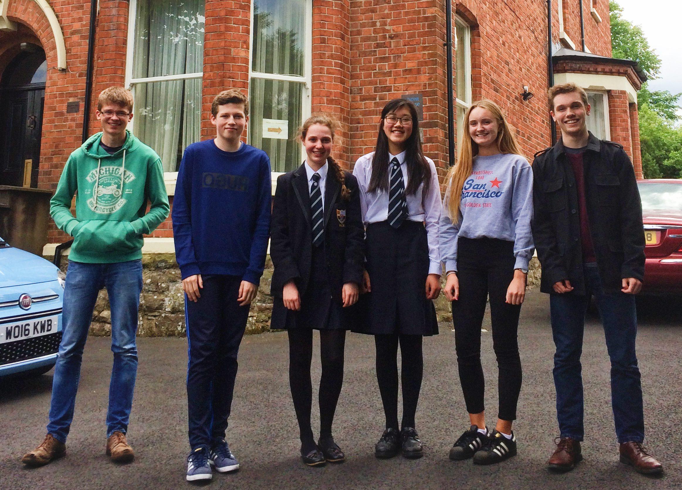 GCSE Class of 2017 (9 June)