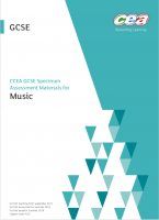 3) Specimen Assessment Materials GCSE